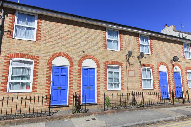 Thumbnail Terraced house to rent in Harwich Street, Whitstable
