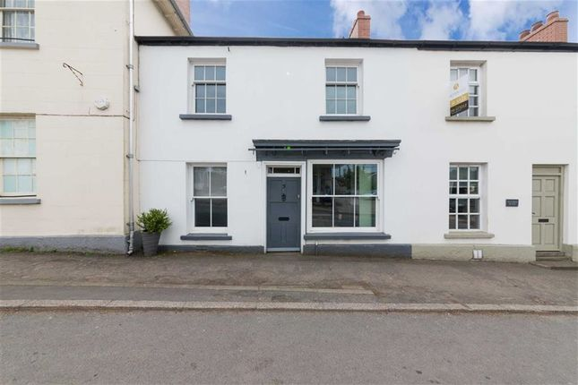 Thumbnail Terraced house for sale in High Street, Raglan, Monmouthshire