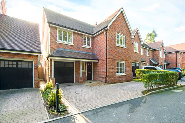 Thumbnail Detached house for sale in Terriers Drive, Hazlemere, Buckinghamshire