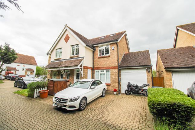 Thumbnail Semi-detached house for sale in Tickenhall Drive, Church Langley, Harlow
