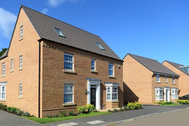 """Thumbnail Detached house for sale in """"Moorecroft"""" at Torry Orchard, Marston Moretaine, Bedford"""