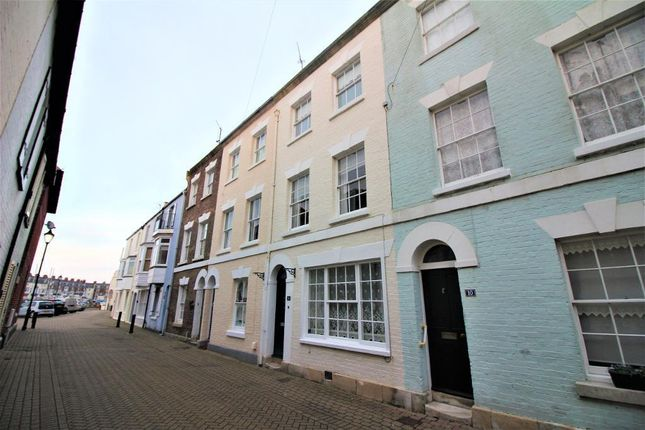 Thumbnail Terraced house for sale in Hope Street, Weymouth