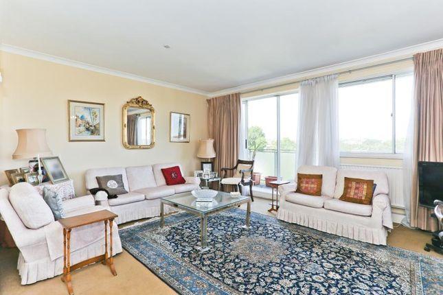 Thumbnail Flat for sale in Durrels House, Warwick Gardens, London