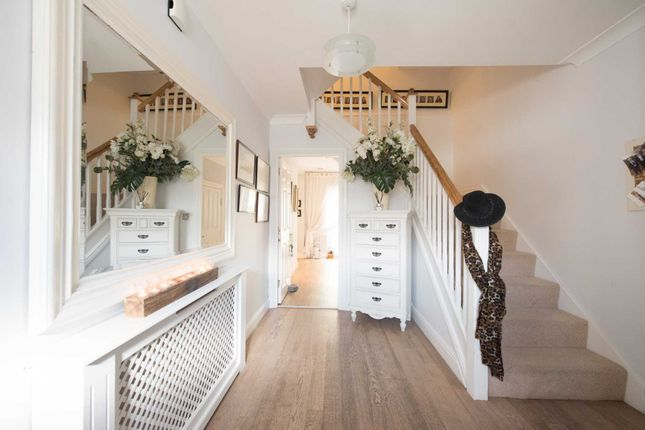 Thumbnail Terraced house for sale in Osborne Heights, Warley, Brentwood