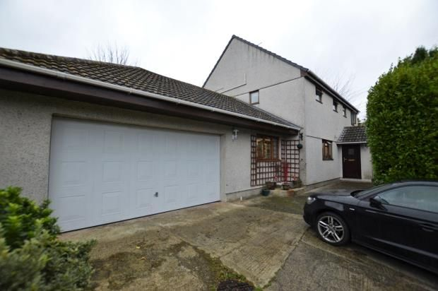 Thumbnail Detached house for sale in Ridgevale Lane, Gulval, Penzance, Cornwall