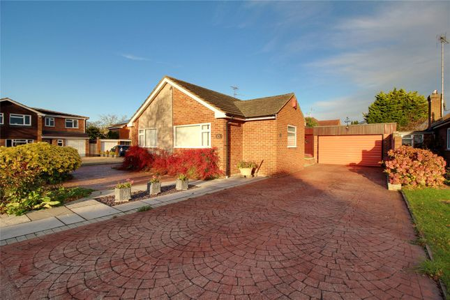 Thumbnail Detached bungalow for sale in Nash Close, Earley, Reading, Berkshire