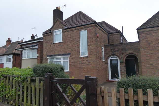 Thumbnail Link-detached house for sale in Bristol Road South, Northfield, Birmingham