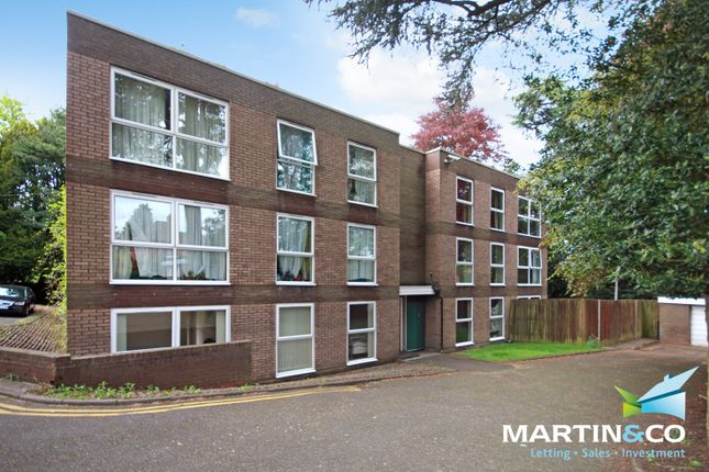 Thumbnail Flat for sale in Seymour Close, Selly Park