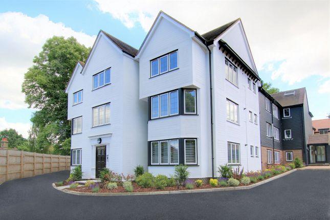 Thumbnail Flat for sale in Churchgate Court, Churchgate Street, Old Harlow, Essex