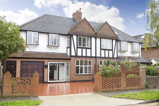 Thumbnail Semi-detached house to rent in Cardinal Crescent, New Malden