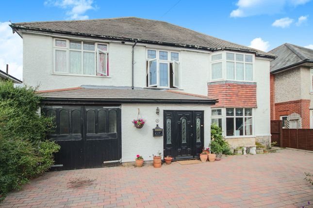 Thumbnail Detached house for sale in St. Ledgers Road, Bournemouth