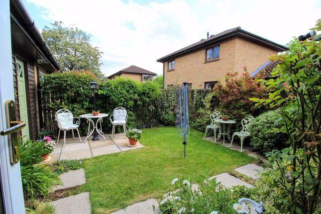 Garden of Kensington Drive, Great Holm, Milton Keynes MK8