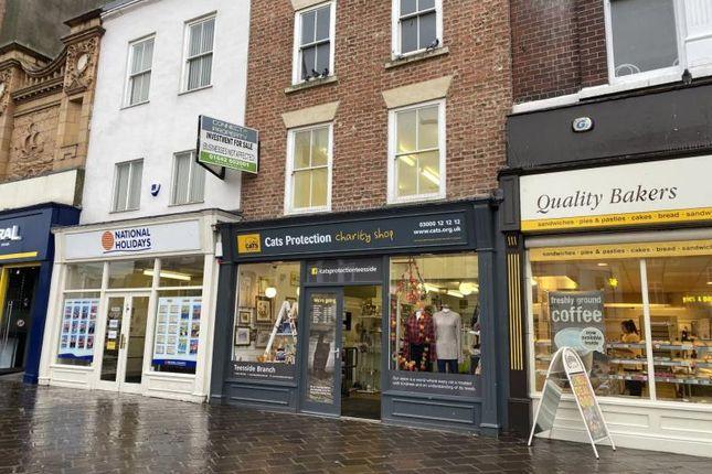 Thumbnail Retail premises to let in 128, High Street, Stockton On Tees