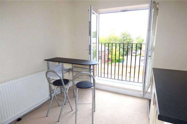 Living Room of Flat 17 The Old Vicarage, 17 Swinburne Street, Derby DE1