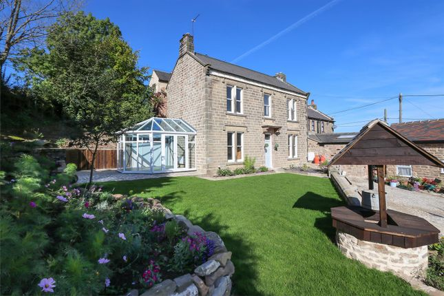 Thumbnail Property for sale in Plaistow Hall Farm House, Potters Hill, Wheatcroft, Matlock