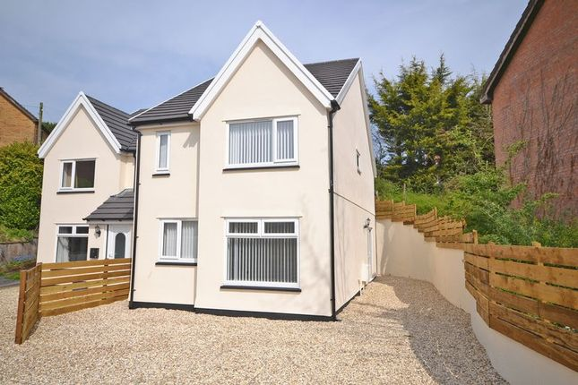 Thumbnail Detached house for sale in Spacious New Build House, William Morris Drive, Newport