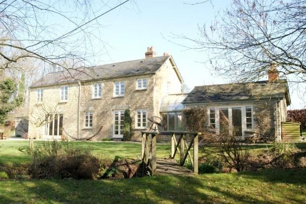Thumbnail Detached house to rent in Shipton Slade Cottage, Near Woodstock