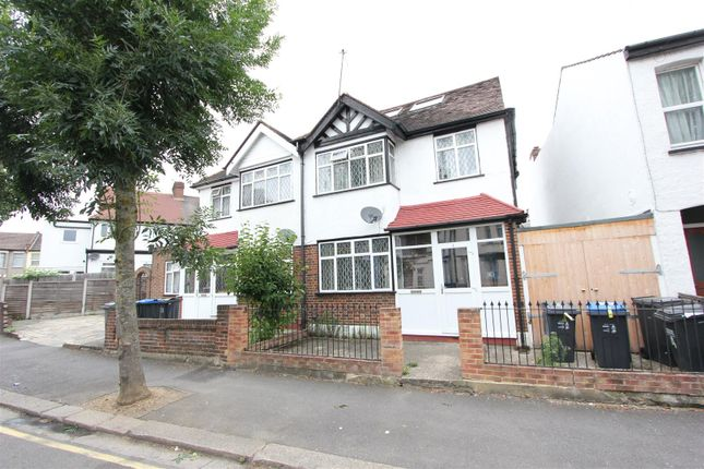 Thumbnail Semi-detached house for sale in Sunnycroft Road, London