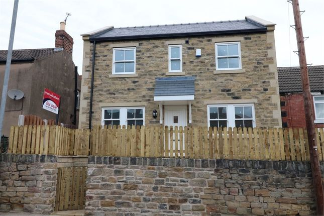 Thumbnail Detached house for sale in Lakeside View Plot 1, Church Street, Greasbrough, Rotherham, South Yorkshire