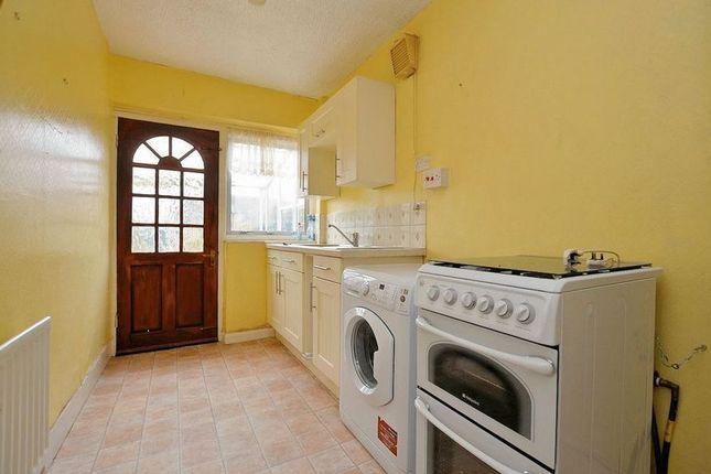 Kitchen of Thompson Road, Bearwood, Smethwick B67
