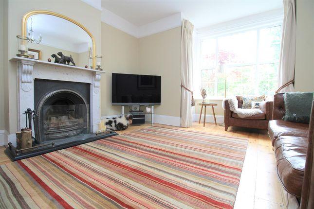 Living Room of Kings Barn Villas, Steyning BN44