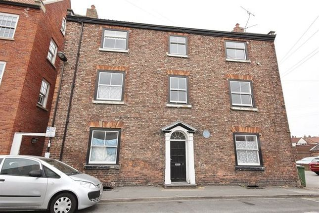 Thumbnail Flat to rent in Hailgate, Howden, Goole