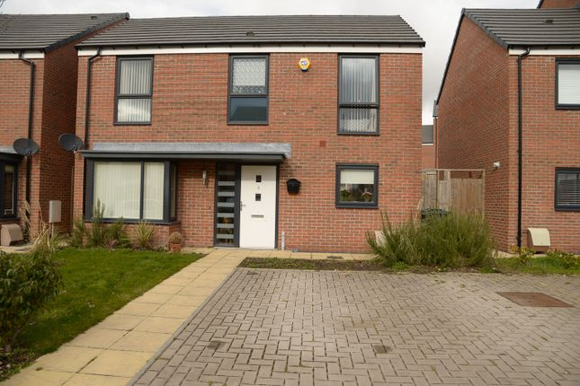 Thumbnail Detached house for sale in Blue Gate Lane, Northfield