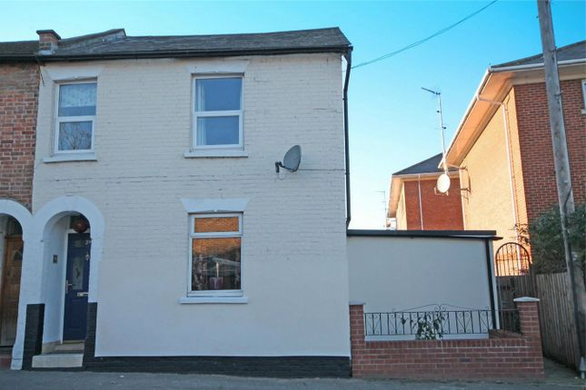 4 bed end terrace house for sale in Boundary Road, Newbury