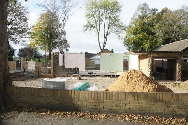 Thumbnail Detached bungalow for sale in 32 Ings Lane, Doncaster, South Yorkshire