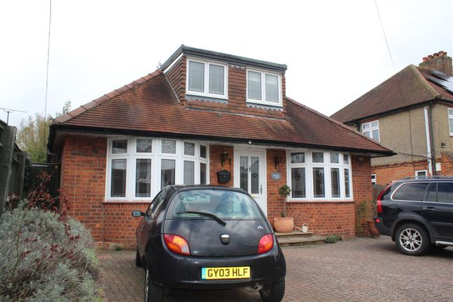Thumbnail Detached bungalow for sale in The Crescent, High Wycombe