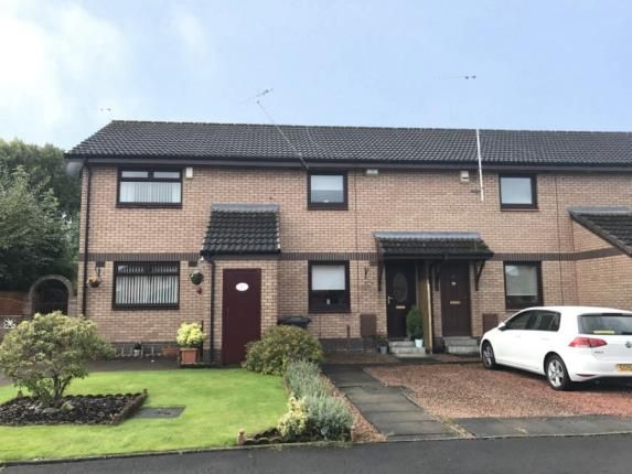 Thumbnail Terraced house for sale in Fisher Drive, Paisley, Renfrewshire