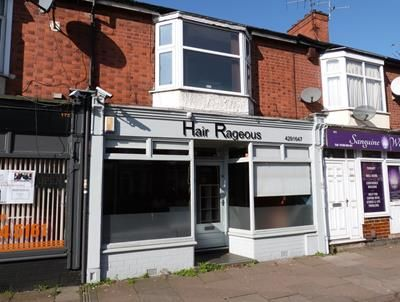Thumbnail Retail premises to let in 173 Fosse Road South, Leicester, Leicestershire