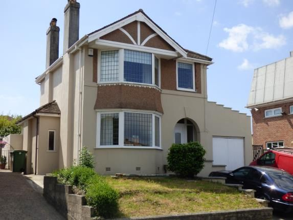 Front of Higher St Budeaux, Plymouth, Devon PL5