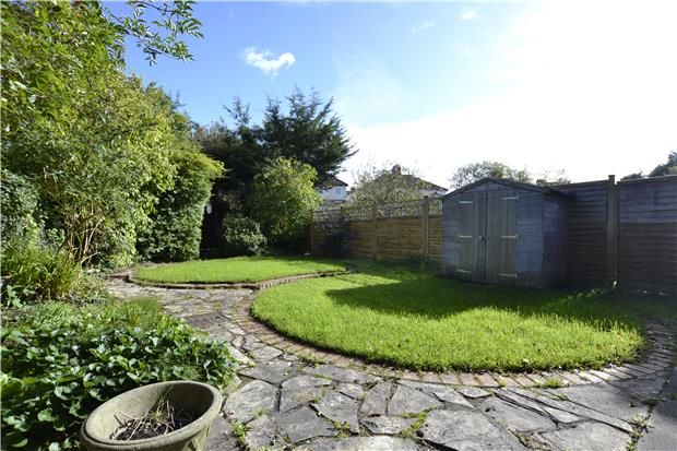 Thumbnail Semi-detached house for sale in Bibury Crescent, Bristol