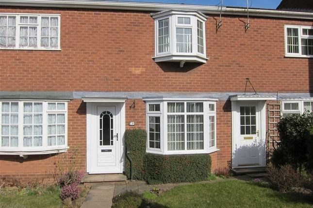 Thumbnail Terraced house to rent in Crawford Rise, Arnold, Nottingham