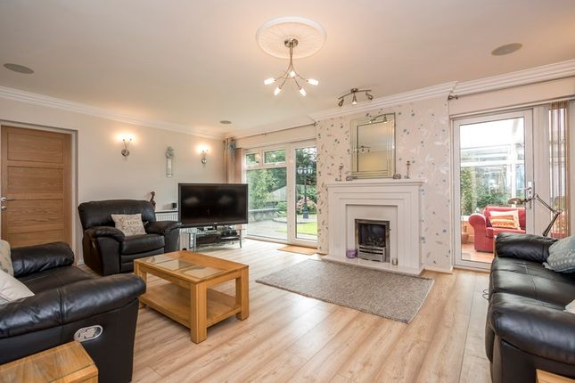 Thumbnail Detached house for sale in Woolton Mount, Liverpool, Merseyside
