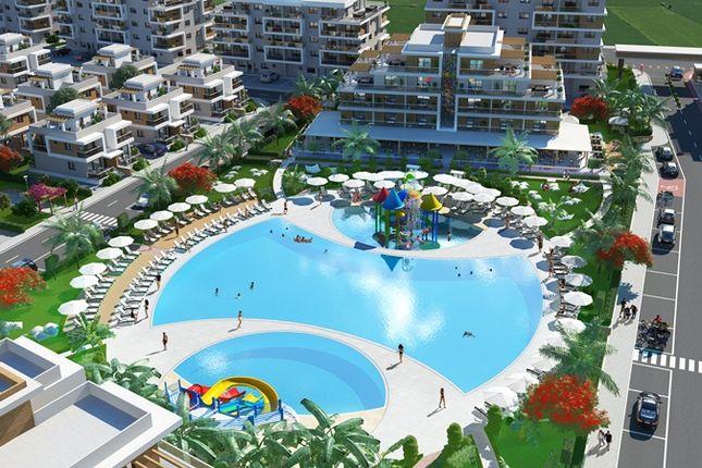 Thumbnail Villa for sale in 3 Bedroom Semi Detached Villas Long Beach, Bogaz, Cyprus