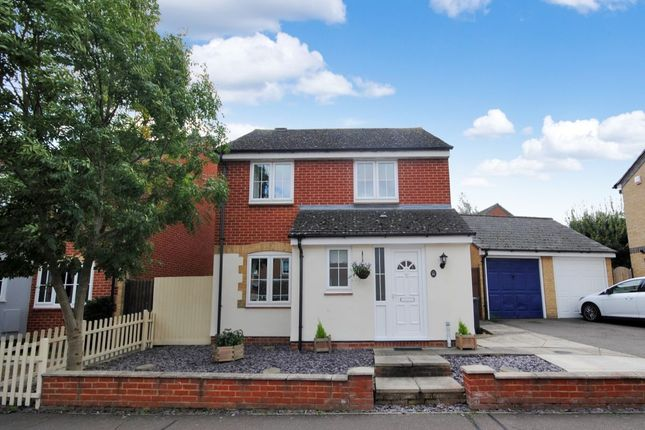 Thumbnail Detached house for sale in Tortoiseshell Way, Braintree