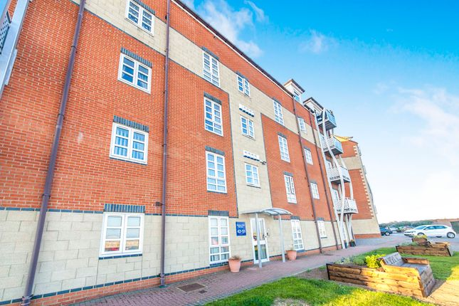 Thumbnail Flat for sale in Mariners Point, Hartlepool