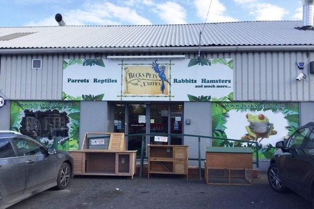 Retail premises for sale in T/A Becks Pets And Exotics, Shrewsbury