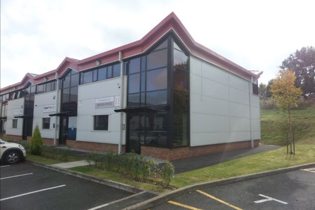 Office to let in Unit 14, Cunningham Court, Lions Drive, Blackburn