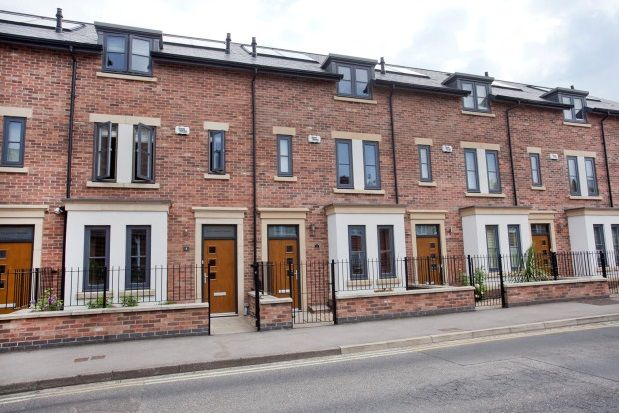 Thumbnail Town house to rent in Heworth Parade, Mill Lane, York