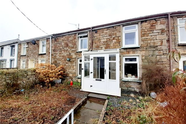 3 bed terraced house for sale in Harriet Street, Aberdare, Rhondda Cynon Taff CF44