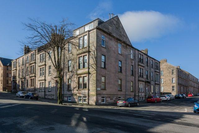 Thumbnail Flat for sale in Ardgowan Street, Greenock