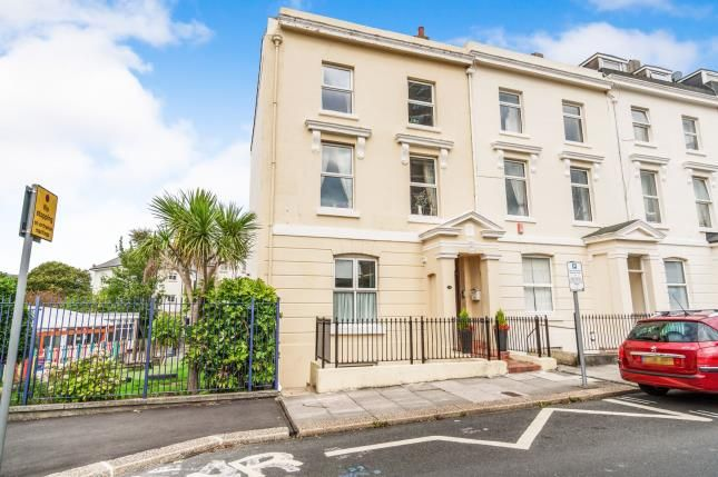Thumbnail End terrace house for sale in The Hoe, Plymouth, Devon