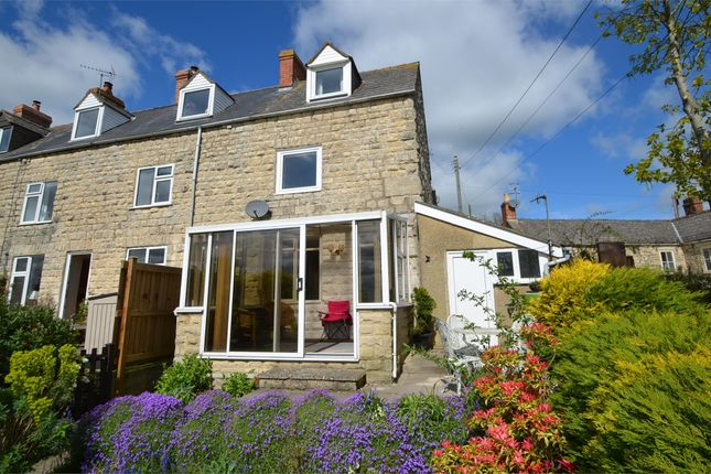 Thumbnail End terrace house for sale in Victory Road, Whiteshill, Stroud, Gloucestershire