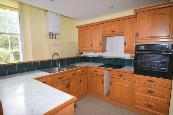 Kitchen of Fortfield Terrace, Sidmouth EX10