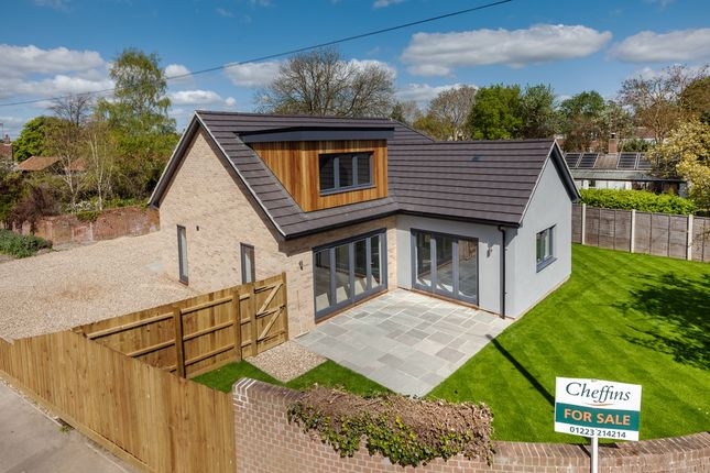 Thumbnail Detached house for sale in Meadow Walk, Great Abington, Cambridge