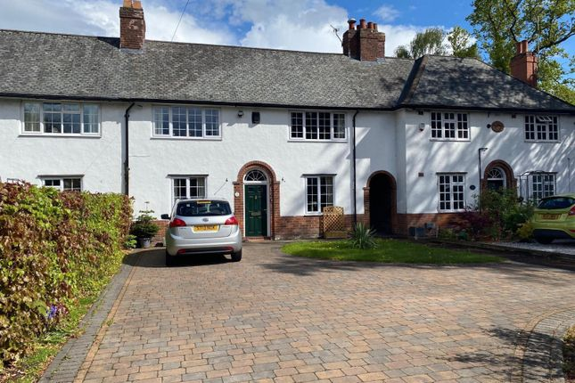 3 bed terraced house for sale in Highfield Estate, Wilmslow SK9