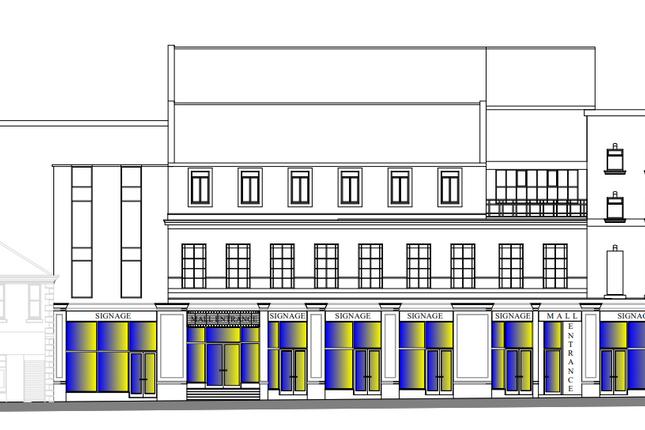 Retail premises to let in Sankey Street, Warrington